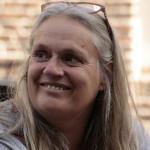 Marike van IJssel - Leiden> Grondlegger Geluksroute
